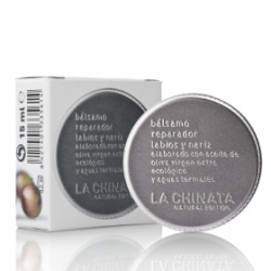 LA CHINATA 希那塔 純淨天然系列-純淨天然橄欖精華唇鼻修護膏