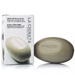 LA CHINATA 希那塔 沐浴清潔-純淨天然綠橄欖精華果皂