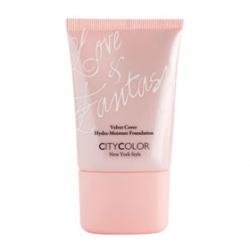 CityColor 粉霜(含氣墊粉餅)-瞬間光采保濕控油粉底乳霜  VelvetCover Hydra-Moisture Foundation