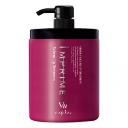 napla 娜普菈 IM上質修護法3D蓬鬆洗護全系列-3D蓬鬆護髮乳 IMPRIME Volume Up Treatment
