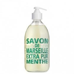 COMPAGNIE DE PROVENCE 愛在普羅旺斯 沐浴清潔-法國馬賽液態皂(薄荷) Mint Tea Liquid Marseille Soap