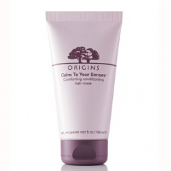 ORIGINS 品木宣言 護髮-薰衣草香草天空柔順髮膜 Calm to Your Senses&#8482Comforting conditioning hair mask