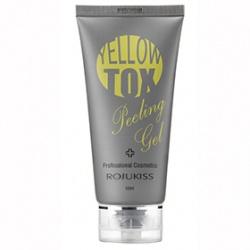 ROJUKISS 臉部保養-黃色去角質凝膠  Yellow Tox Peeling Gel