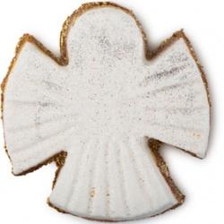 LUSH 香浴塊-雪天使香浴塊 Snow Angel