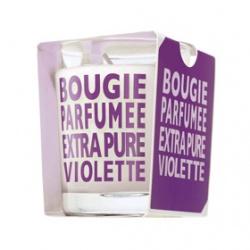 紫羅蘭香水蠟燭