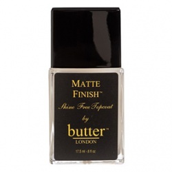 butter LONDON 指甲油-霧面效果護色油 Matte Finish Topcoat