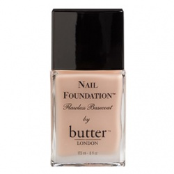 butter LONDON 指甲油卅美甲修護系列-完美遮瑕護甲油 Nail Foundation Flawless Basecoat