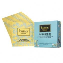 butter LONDON 其它美甲產品-小棉刷 Scrubbers