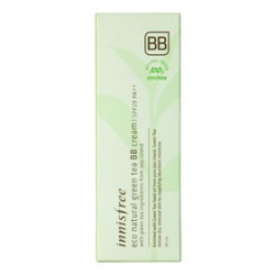 innisfree BB產品-友善自然綠茶BB霜 eco natural green tea BB cream