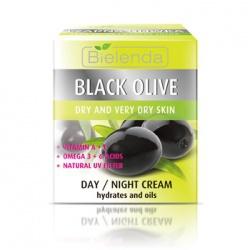 黑橄欖精華緊緻臉部滋養霜(日/夜) Black Olive Day/ Night face cream