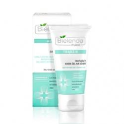 Bielenda 碧爾蘭達 乳霜-專護控油去光日霜(杏仁酸&乳糖酸) PHARM ACNE Matting day cream