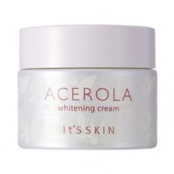 It`s Skin 伊思 臉部保養-西印度櫻桃亮白保濕霜 Acerola Whitening Cream