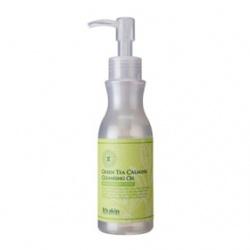 It`s Skin 伊思 臉部卸妝-綠茶舒緩卸妝油 Green Tea Calming Cleansing Oil