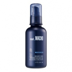 型男清爽精華乳 REAL MACHO MOISTURIZER