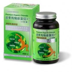 FEBICO 遠東生技 保健食品-有機綠藻錠(小球藻)