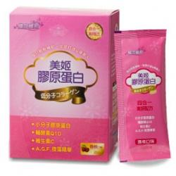 FEBICO 遠東生技 保健食品-美姬膠原蛋白粉
