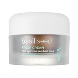 It`s Skin 伊思 乳霜-羅勒籽保濕精華霜(油性肌膚) Basil Seed Fresh Cream