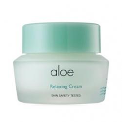 蘆薈舒緩面霜 Aloe Relaxing Cream