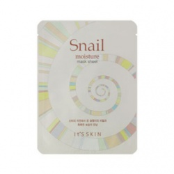 It`s Skin 伊思 保養面膜-蝸牛精華保濕面膜 Snail Moisture Mask Sheet