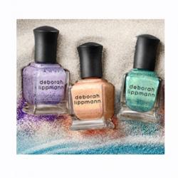 D eborah lippm ann Luxurious Nail Color奢華精品指甲油系列-美人魚夢幻系列 Mermaid's Dream