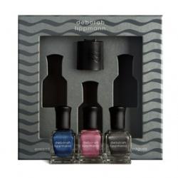 D eborah lippm ann Luxurious Nail Color奢華精品指甲油系列-磁波引力重金搖滾風                            MAGNET APPEAL
