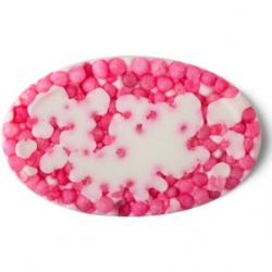 LUSH 按摩餅-掌上明珠按摩餅 Pearl vegan