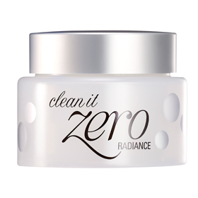 臉部卸妝產品-Zero零感肌瞬卸凝霜(嫩白) Clean It Zero Makeup Remover Cream Radiance