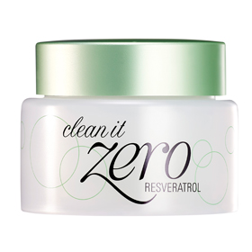 banila co. 臉部卸妝-Zero零感肌瞬卸凝霜(防護) Clean It Zero Makeup Remover Cream Resveratrol