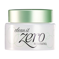 Zero零感肌瞬卸凝霜(防護) Clean It Zero Makeup Remover Cream Resveratrol