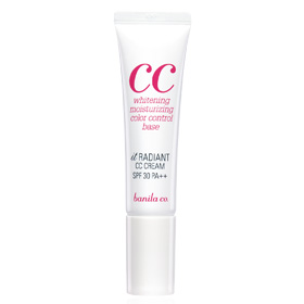 banila co.-光透CC霜SPF30/PA++ it radiant CC CREAM SPF30/PA++