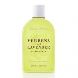 馬鞭草沐浴精 Verbena and Lavender Bath & Shower Gel