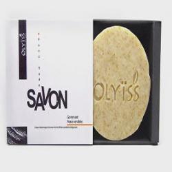 OLYISS 歐莉仕天然有機保養 沐浴清潔-閃閃亮亮-小麥橙花去角質皂