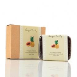 Enzyme Beauty 酵美人 酵素手工皂-鳳梨木瓜酵素手工皂