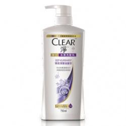Clear 淨 洗髮-去屑洗髮乳頭皮深層滋養型