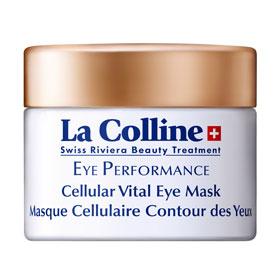 La Colline 眼部保養-緊緻特效眼膜 Cellular Vital Eye Mask