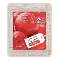 A`PIEU 保養面膜-植物精萃蘋果面膜