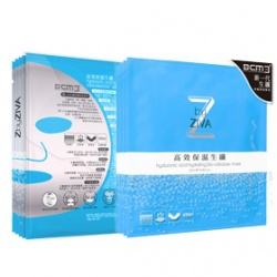 高效保濕生纖 hyaluronic acid hydrating bio-cellulose mask