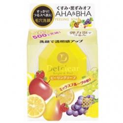 Detclear煥膚角質潔面皂