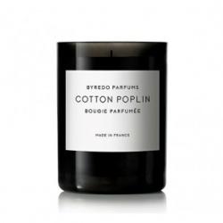 BYREDO 室內‧衣物香氛-純柔絨棉香氛蠟燭 COTTON POPLIN