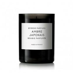 BYREDO 居家香氛-江戶琥珀香氛蠟燭 AMBRE JAPONAIS