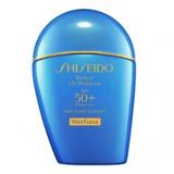 新艷陽夏水離子高效防晒露SPF50+/PA++++ SHISEIDO SUNCAREPERFECT UV PROTECTOR SPF50+/PA++++