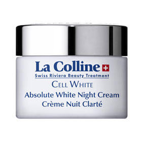 La Colline 乳霜-極緻嫩膚白晚霜 Cell White Absolute White Night Cream