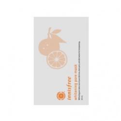 innisfree 白無瑕柑橘C系列-白無瑕柑橘C修護面膜