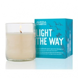 AVEDA 肯夢 室內‧衣物香氛-2015地球月限定純香蠟燭 Light The WayTM Candle