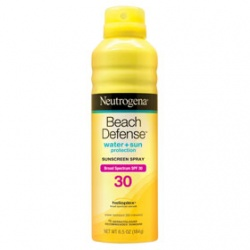 Neutrogena 露得清 身體防曬-海灘終極防護防曬隔離噴霧SPF30