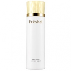 Freshel 膚蕊 美白系列-深層涵水保濕乳(美白)清爽型