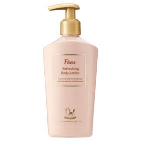Fees 法緻 完美女人系列-沁涼舒緩爽身乳 Refreshing Body Lotion