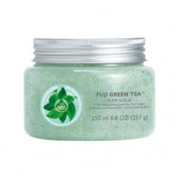 身體去角質產品-富士山綠茶淨化沐浴茶凍