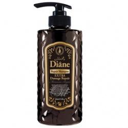 Moist Diane 黛絲恩 摩洛哥油頭皮養護豐盈系列-摩洛哥油極致修護洗髮精 Oil Shampoo Extra Damage Repair
