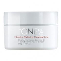 +ONE% 歐恩伊 臉部卸妝-超光感鑽白零殘留溫和卸妝膏 Intensive Whitening Cleaning Blam